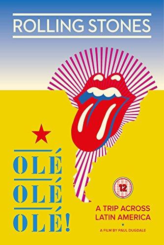 - Rolling Stones - Ole Ole Ole! - A Trip Across Latin America