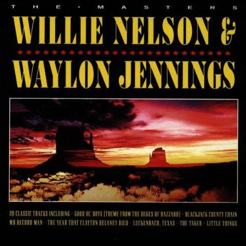 Nelson , Willie & Jennings , Waylon - The Masters (Eagle)
