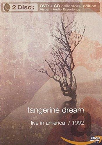 Tangerine Dream - Tangerine Dream - Live In America 1992 (+ CD) [Collector's Edition] [2 DVDs]