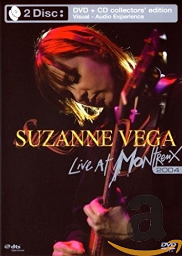 Vega , Suzanne - Live At Montreux 2004 (DVD CD Collector's Edition)