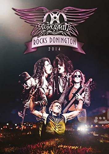 Aerosmith - Rocks Donington 2014 (3LP DVD) (Vinyl)