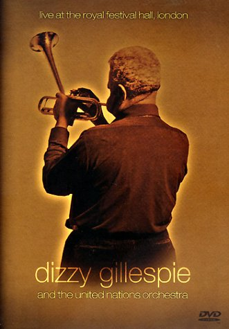 Gillespie , Dizzy - Live At The Royal Festival Hall, London