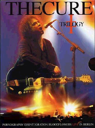 - The Cure - Trilogy: Live in Berlin [2 DVDs]