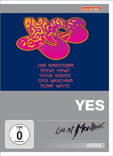 - Yes - Live At Montreux 2003 (Kulturspiegel Edition)