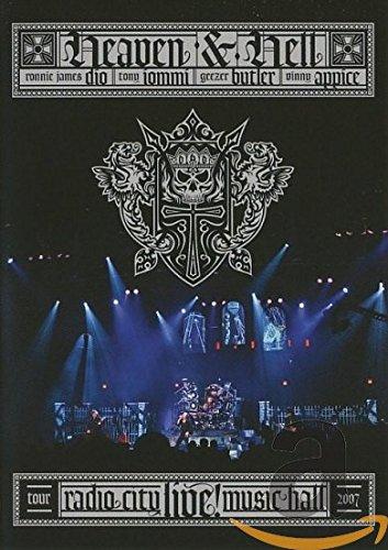 Heaven & Hell - Heaven & Hell: Radio City Music Hall Live! [UK Import]