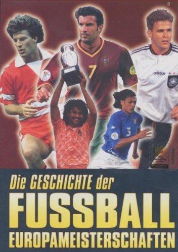 DVD - Die Geschichte der Fussball Europameisterschaften 1960 - 2000