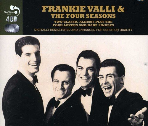 Valli , Frankie & The Four Seasons - Two Classic Albums & The Four Lovers and rare Singles (Remastered)