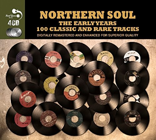 Various - Northern Soul the Early Years