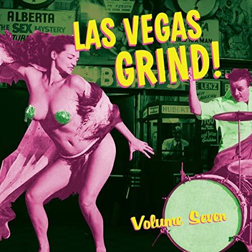 Sampler - Las Vegas Grind 7 (Vinyl)