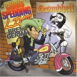 Spedding , Chris - Gesundheit
