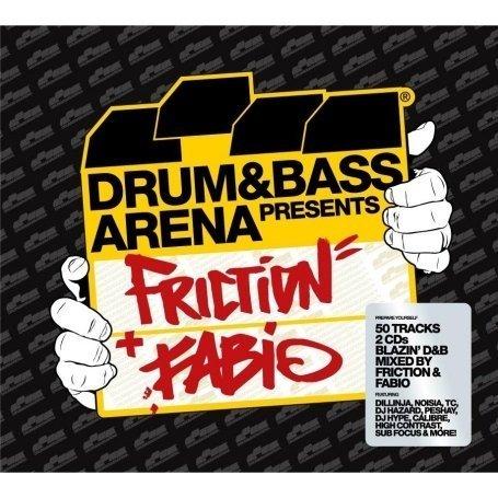 Various - Drum+Bass Arena/Friction+Fabio