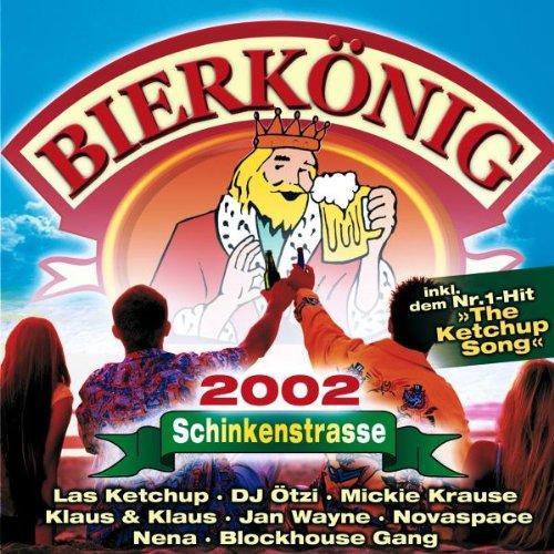 Sampler - Bierkönig 2002
