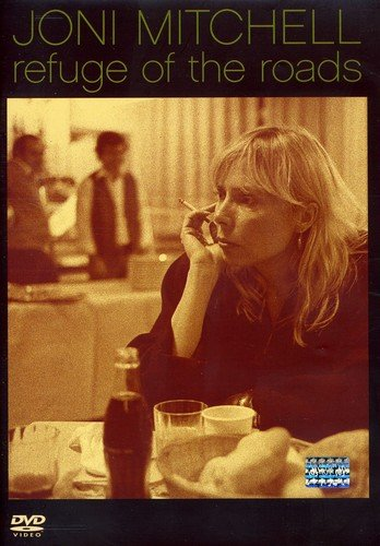 DVD - Joni Mitchell - Refuge of the Roads