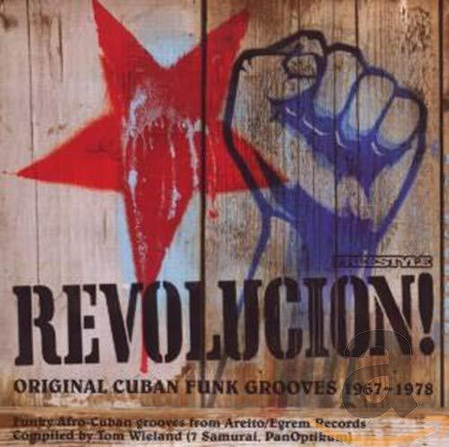 Sampler - Revolucion! Original Cuban Funk Grooves 1967-1978 (Compiled By Tom Wieland)
