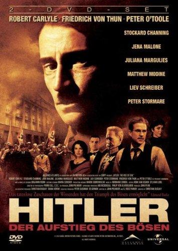 DVD - Hitler - Der Aufstieg des Bösen