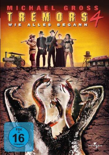DVD - Tremors 4 - Wie alles begann