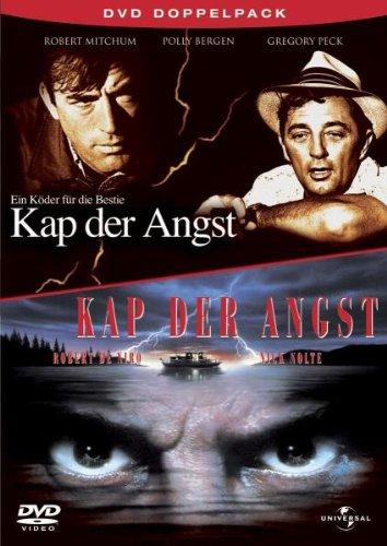 DVD - Kap der Angst (Film von 1961 / 1991) (Doppelpack)
