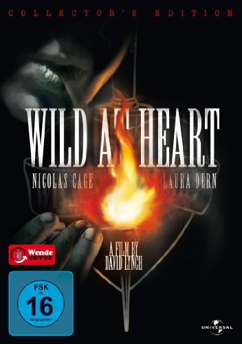 DVD - Wild at Heart (Collector's Edition)