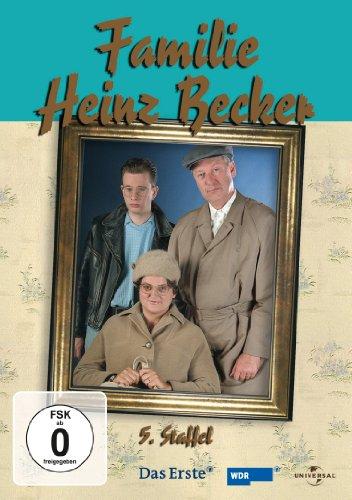 DVD - Familie Heinz Becker - Staffel 5