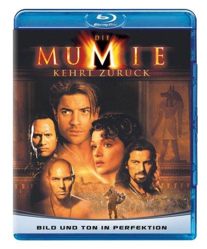 Blu-ray - Die Mumie kehrt zurück
