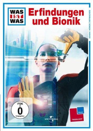 DVD - Was Ist Was - Erfindungen & Bionik