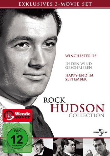 Sampler - Rock Hudson Collection (Winchester 73 / In den Wind geschrieben / Happy-End im September)