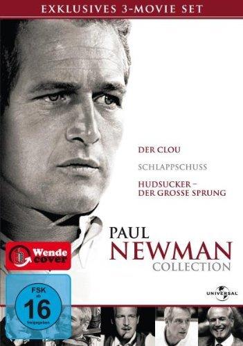 DVD - Paul Newman Collection (Der Clou, Schlappschuss, Hudsucker - Der grosse Sprung)