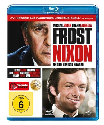 Blu-ray - Frost/Nixon