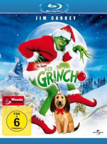 Blu-ray - Der Grinch