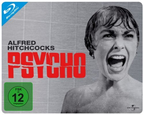 Blu-ray - Psycho (Limited Quersteelbook Edition)