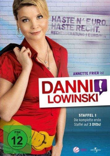 DVD - Danni Lowinski - Staffel 1