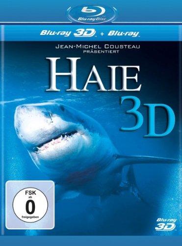 Blu-ray - IMAX: Haie (2D + 3D Version) [Blu-ray]