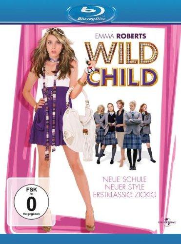Blu-ray - Wild Child