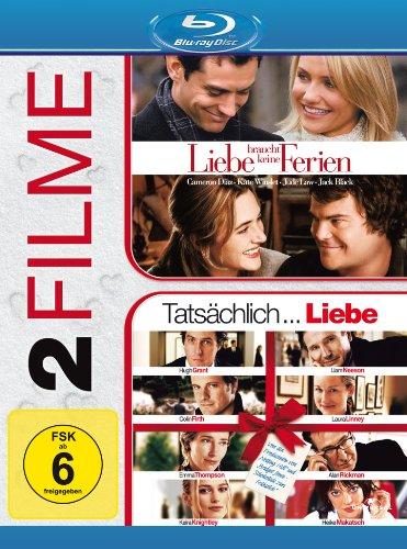 Blu-ray - Liebe braucht keine Ferien / Tatsächlich ... Liebe