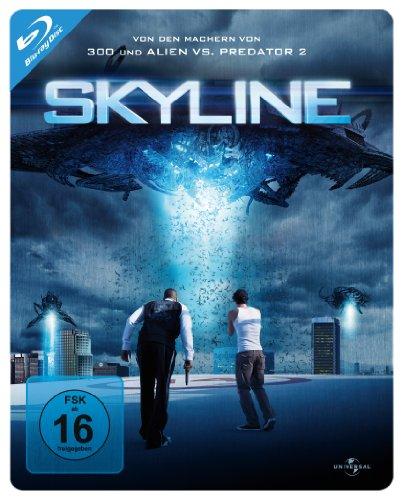 Blu-ray - Skyline (Limited Steelbook Edition)