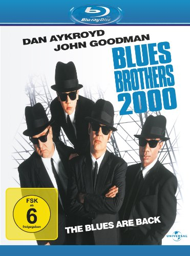 Blu-ray - Blues Brothers 2000 - The Blues Are Back
