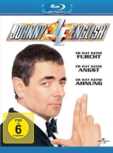 Blu-ray - Johnny English