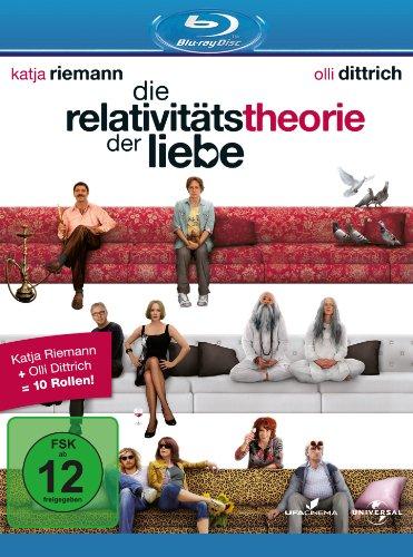 Blu-ray - Die Relativitätstheorie der Liebe