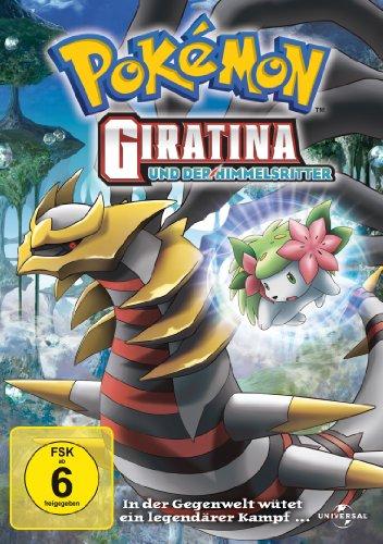 DVD - Pokemon: Giratina und der Himmelsritter
