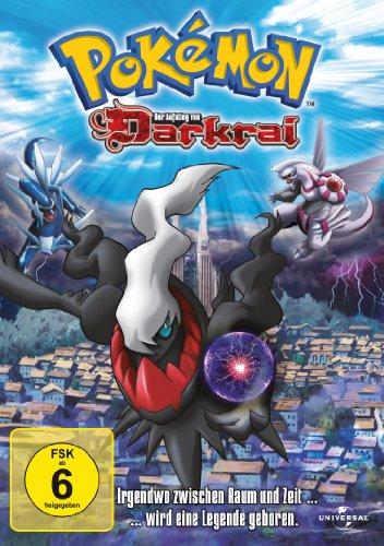 DVD - Pokemon: Der Aufstieg von Darkrai