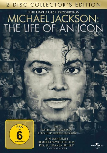 DVD - Michael Jackson: The Life Of An Icon