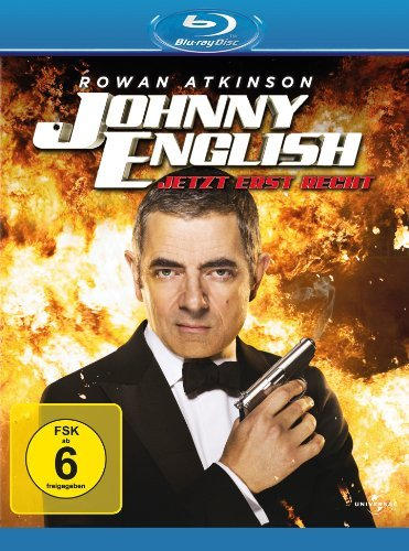 Blu-ray - Johnny English - Jetzt erst recht