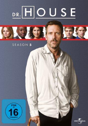 DVD - Dr. House - Staffel 5 (Neuauflage)