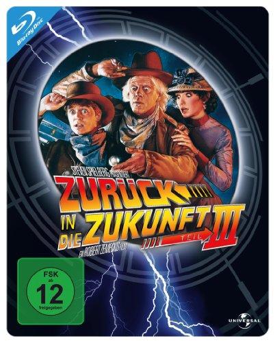 Blu-ray - Zurück in die Zukunft 3 (Steelbook)