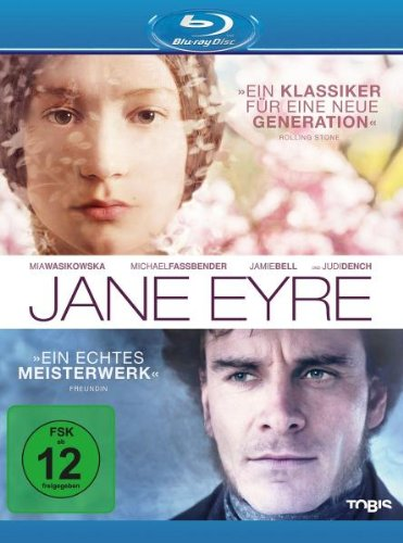 Blu-ray - Jane Eyre
