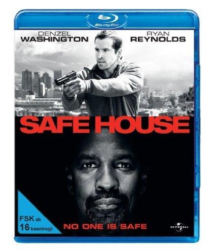 Blu-ray - Safe House (Steelbook)