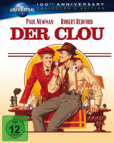 Blu-ray - Der Clou [Blu-ray] [Limited Edition]