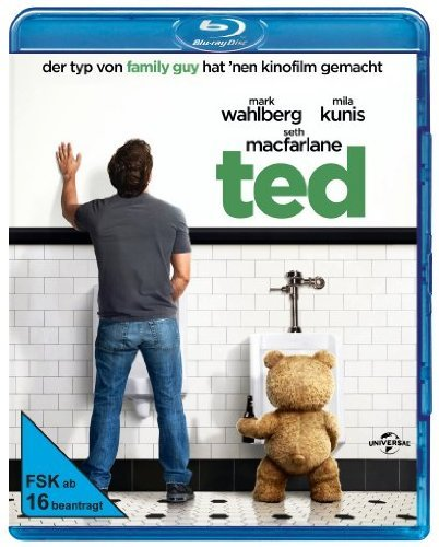 Blu-ray - Ted