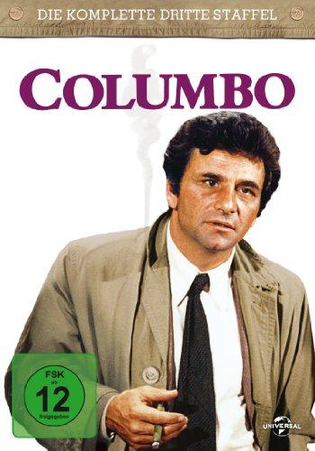 DVD - Columbo - Staffel 3
