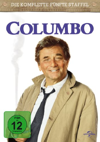 DVD - Columbo - Staffel 5